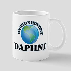 World's Hottest Daphne Mugs