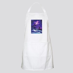 dolphins jumping Apron