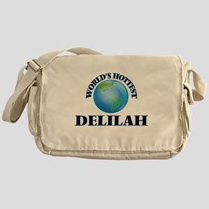 World's Hottest Delilah Messenger Bag