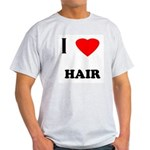 I love hair Light T-Shirt