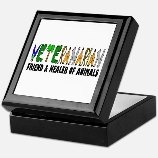 VETERANARIAN Keepsake Box