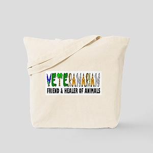 VETERANARIAN Tote Bag