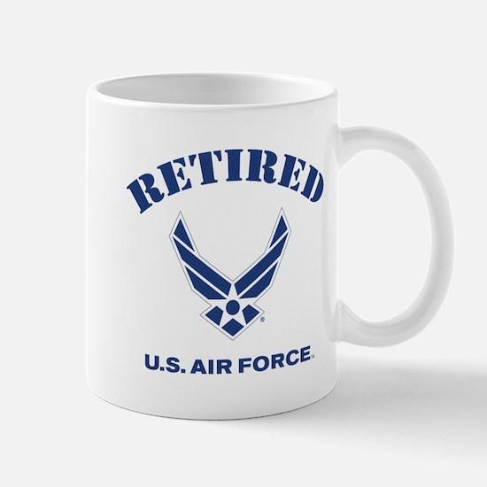 U. S. Air Force Retired Mug