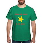 Make Up Artist to the Stars Dark T-Shirt