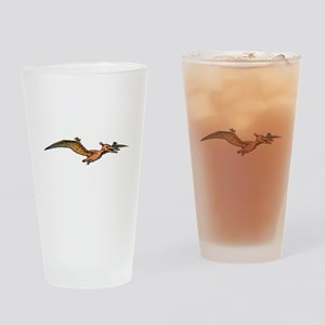Pterodactyl Drinking Glass