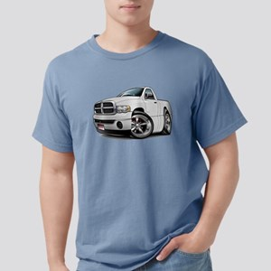 Dodge Ram White Truck T-Shirt