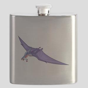 Pteranodon Flask