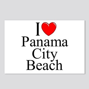 """I Love Panama City Beach"" Postcards (Package of 8"