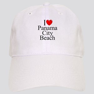 """I Love Panama City Beach"" Cap"