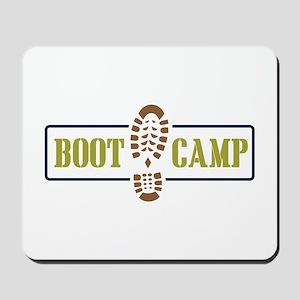 Boot Camp Mousepad