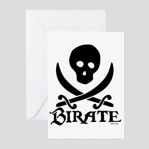 Birate Greeting Cards (Pk of 10)