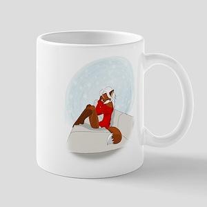 Christmas fox Mugs