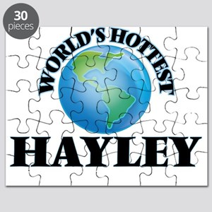 World's Hottest Hayley Puzzle