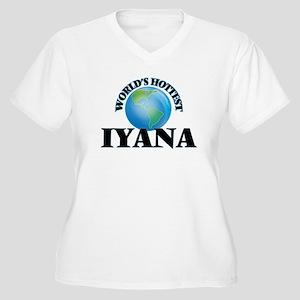 World's Hottest Iyana Plus Size T-Shirt