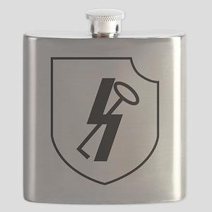 12th SS Panzer Division Hitlerjugend Flask