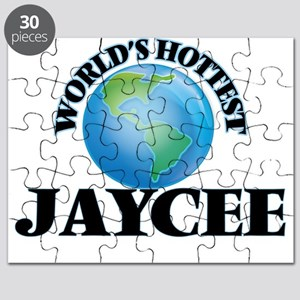World's Hottest Jaycee Puzzle