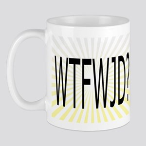 wtfwjd Mugs