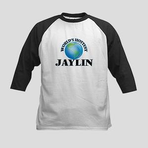 World's Hottest Jaylin Baseball Jersey