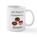 Christmas Donuts Mug