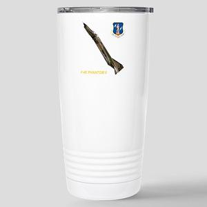 vf4logo10x10_apparel.jp Stainless Steel Travel Mug