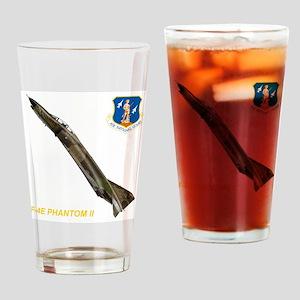 vf4logo10x10_apparel Drinking Glass