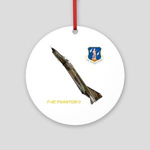 vf4logo10x10_apparel Ornament (Round)