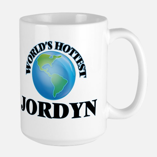 World's Hottest Jordyn Mugs