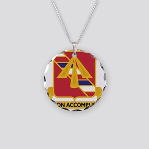 41 Field Artillery Regiment. Necklace Circle Charm