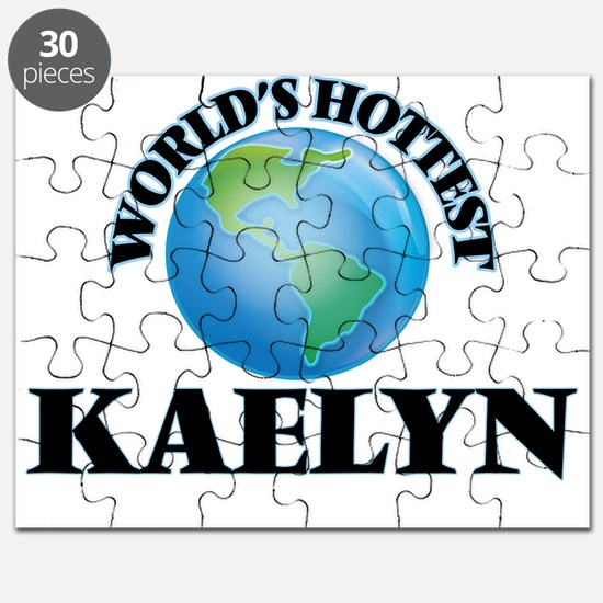World's Hottest Kaelyn Puzzle