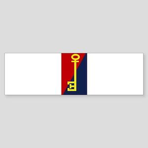 R.A.Units, Gibraltar Garrison.5 Bumper Sticker