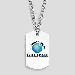 World's Hottest Kaliyah Dog Tags