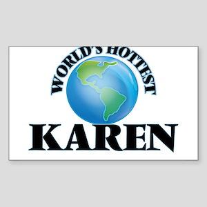 World's Hottest Karen Sticker