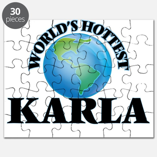 World's Hottest Karla Puzzle