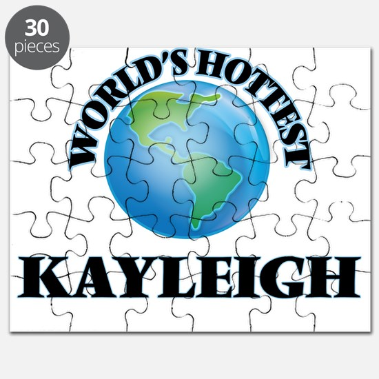 World's Hottest Kayleigh Puzzle