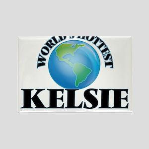 World's Hottest Kelsie Magnets