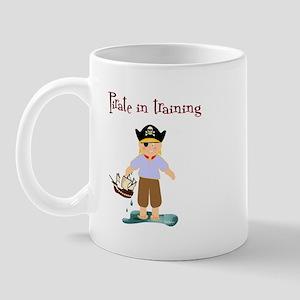 Pirate boy Mug