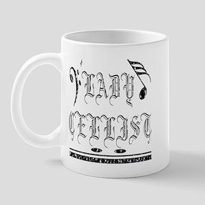 Lady Cellist I Mug