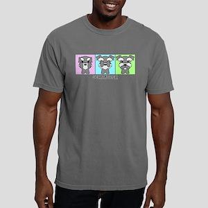 Schnauzer Mens Comfort Colors Shirt