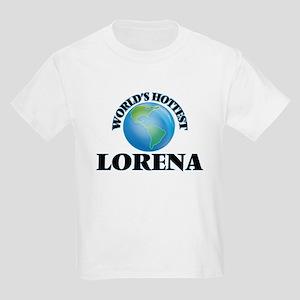 World's Hottest Lorena T-Shirt