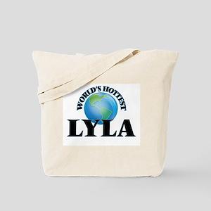World's Hottest Lyla Tote Bag