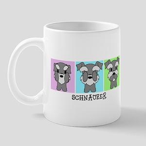 Schnauzer 11 oz Ceramic Mug