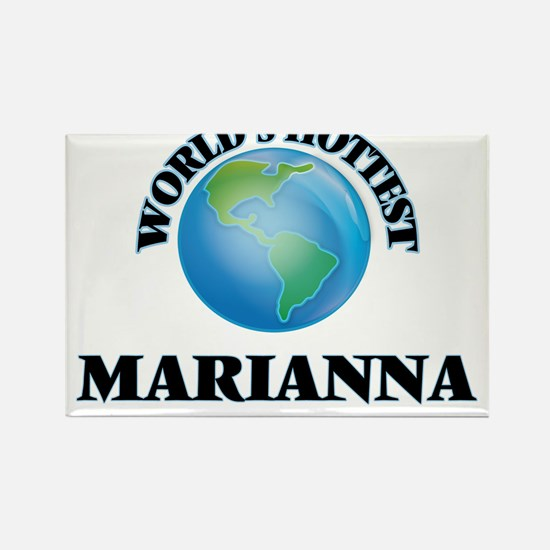 World's Hottest Marianna Magnets