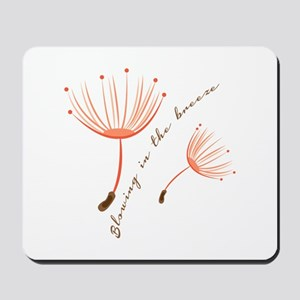 In The Breeze Mousepad