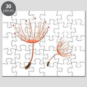 Floral Pod Puzzle