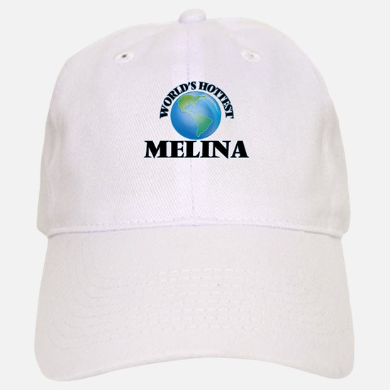 World's Hottest Melina Baseball Baseball Cap