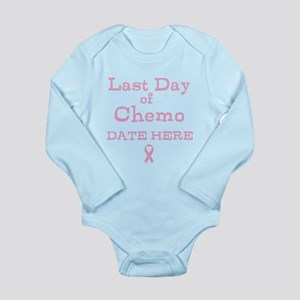 Last Day of Chemo Body Suit