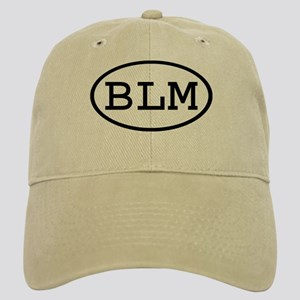 BLM Oval Cap