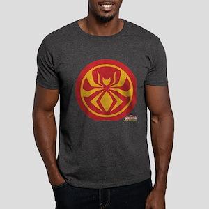 Iron Spider Icon Dark T-Shirt