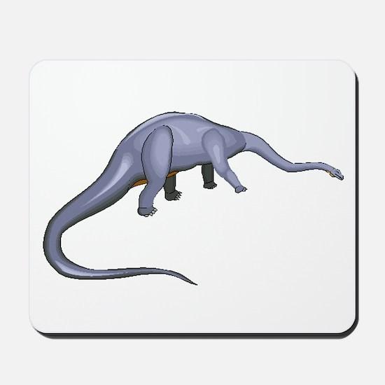 Diplodocus Mousepad