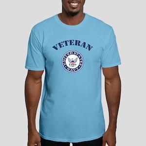 U. S. Navy Veteran Fitted T-Shirt